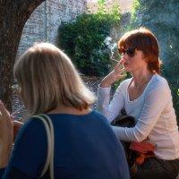 Не осуждайте женщину за сигарету! :: Ирина Данилова