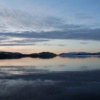 Арктический закат :: Tatiana Belyatskaya