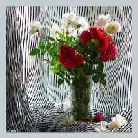 Последние розы... :: Инна Пивоварова