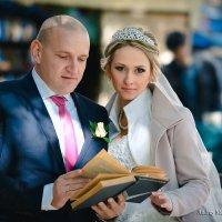 Свадьба Евгения и Насти :: Андрей Молчанов