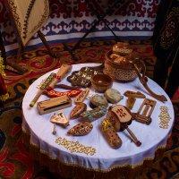 Утварь степных кочевников :: Svetlana Bikasheva