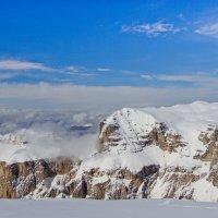Снежные Альпы. :: Артем