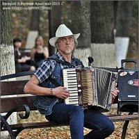 УЛИЧНЫЙ МУЗЫКАНТ(3) :: Валерий Викторович РОГАНОВ-АРЫССКИЙ