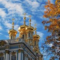 Осень в Царском Селе :: Ирина Румянцева
