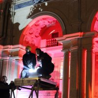 LumiFest в  Александровском парке :: Вера Моисеева