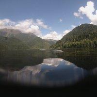 озеро Рица :: АННЕТТА ФОТОМОДЕЛЕЛЮБИТЕЛЬ