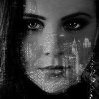 Огни ночного города :: Катерина Демьянцева