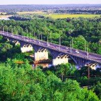 Клязьменский мост :: Дарья Киселева