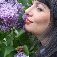 Ах этот запах сирени)))) :: Наталья Мельникова