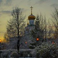 Первый снег. :: Ильдус Хамидулин