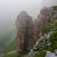 Бермамыт .. туман. :: ФотоЛюбка *