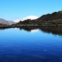 Теберда, Мухинское озеро :: Андрей