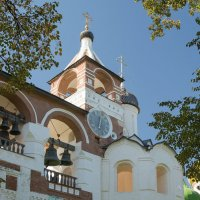 Суздаль. Спасо-евфимиев монастырь. :: Андрей Ванин
