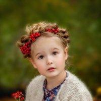 Портрет Таисии :: Екатерина Overon
