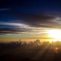 Восход над горами :: Александр Катюрин