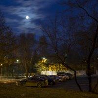 ночь, луна :: Евгений Вяткин
