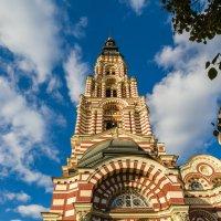 Колокольня Свято-Благовещенского кафедрального собора. Ъарьков :: Игорь Найда