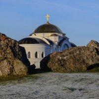 Рукотворные камни :: Валерий Чернов