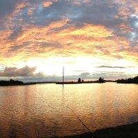 Красивый закат :: Александр Дугинов