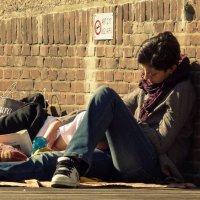 Быть сонным в Амстердаме :: Алексей Соминский