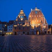 Рига- старый город... :: Sergey Apinis