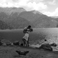 поцелуй в горах :: АННЕТТА ФОТОМОДЕЛЕЛЮБИТЕЛЬ