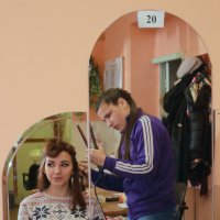 Зеркало :: Екатерина Василькова