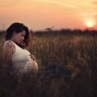 Фотосессия волшебного времени ожидания малыша :: Natalia {Belkafoto} Gurevich