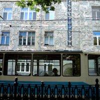 шел трамвай десятый номер .. :: Ольга Заметалова