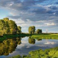 Протока Талая :: Виктор Четошников
