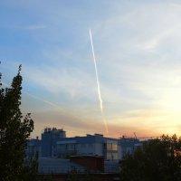 Вечернее небо в октябре... :: Тамара (st.tamara)