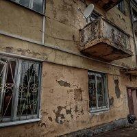 Город Кашира, ул.Советская, дом 6 :: Александр Лебедев
