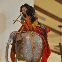О любви и индийском слоне...)) :: Владимир Хиль