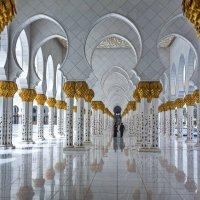 ОАЭ 2015 Абу Даби.мечеть шейха Заида 1 :: Arturs Ancans