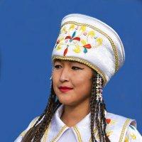 Хакасские красавицы. :: юрий Амосов