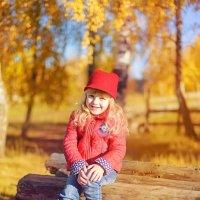 Осенняя  улыбка :: Екатерина Тырышкина