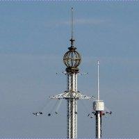 Самая высокая в мире карусель :: Вера
