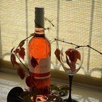 Розовое вино. :: Anna Gornostayeva