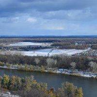 Река Уфимка. Октябрь. :: Наталья Тагирова