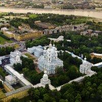 Смольный Новодевичий  монастырь :: Алла ************
