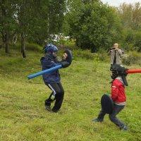 Будущие рыцари тренируются.. :: Дмитрий Ерохин