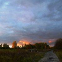 Уж небо осенью дышало :: Mary Коллар