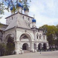 Храм в селе Коломенском :: Борис Александрович Яковлев
