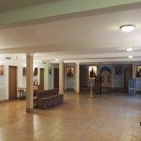 Москва. Церковь Матроны Московской в Тёплом Стане. :: Александр Качалин