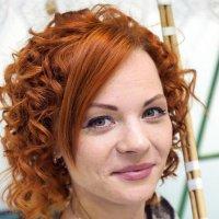 рыженькая-я :: Олег Лукьянов