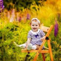 Яркое детство :: Ксения Дерзкая
