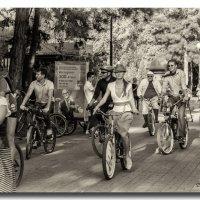 Вело прогулка в Английском стиле №21 :: Сергей Шруба