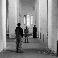 В древнем храме... :: Татьяна Койнова