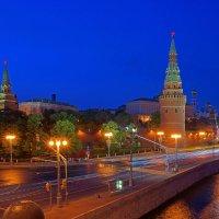 Кремль :: Alex