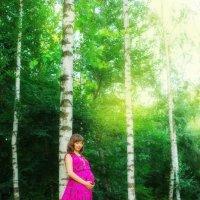 НазваниВ березовой рощее :: Юлия Роденко